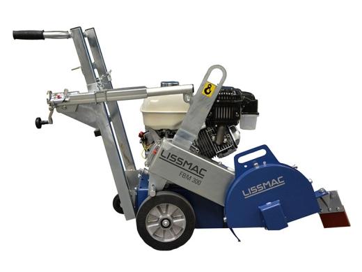 Lissmac Benzin Fugenbürstmaschine FBM 300 P