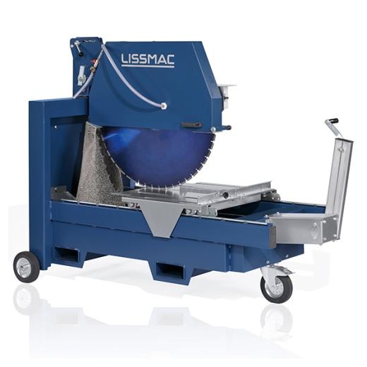 Lissmac Steintrennsäge DTS 1000 V inkl. DB 900 mm