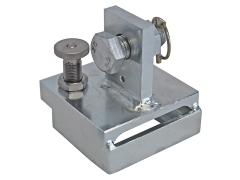 Lissmac Adapter für Verbindung VSG/Quadro-Außensteingreifer
