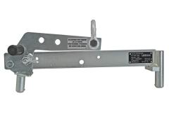 Lissmac SG 250/500 B30 Steingreifer