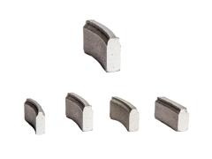Diamantsegment GBM 1000 Premium UNI für Wiederbesatz