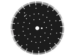 Diamanttrennscheibe Laser BA 5800 UNI
